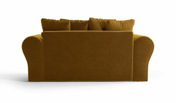 Baron 2vietīgais dīvāns (sinepju) 4