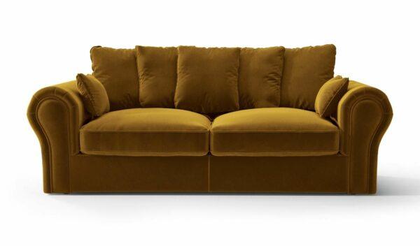 Baron 3vietīgais dīvāns (sinepju) 2