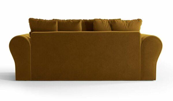 Baron 3vietīgais dīvāns (sinepju) 4