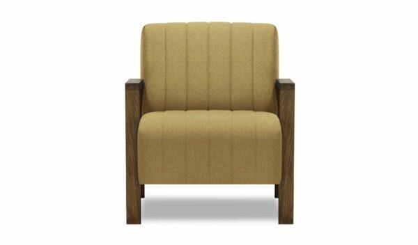 Cooper 1vietīgais atpūtas krēsls (bēšs) 2